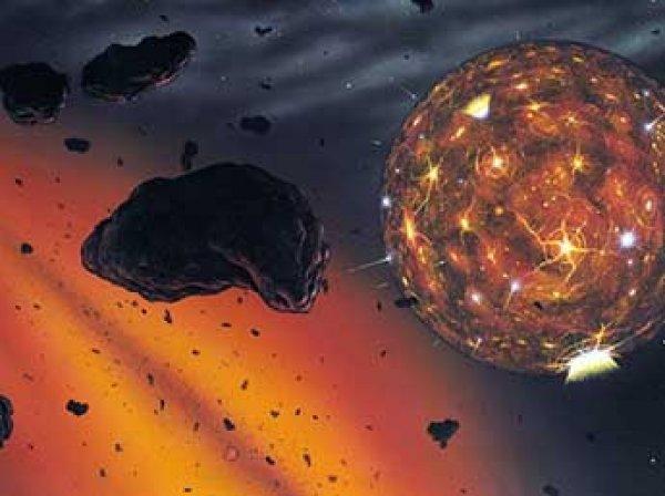 """Ученые нашли """"космические алмазы"""" внутри упавших на Землю метеоритов"""