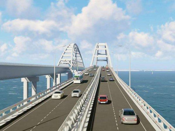 Названы сроки открытия Крымского моста для автомобилистов