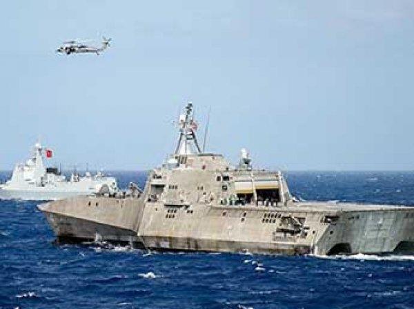 """""""Плавучая куча мусора"""": эксперт назвал новые боевые корабли США полным провалом"""