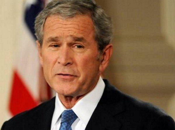 Джордж Буш — младший назвал Путина умным тактиком