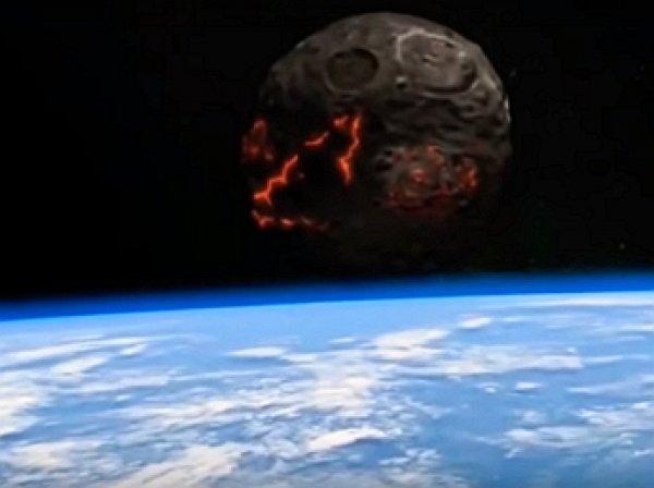 На YouTube появилось видео столкновения Земли с Нибиру
