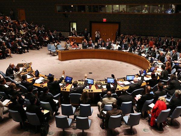 Совбез ООН отклонил российский проект резолюции по Сирии