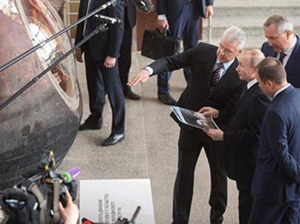 Путин анонсировал испытания новой сверхтяжелой российской ракеты