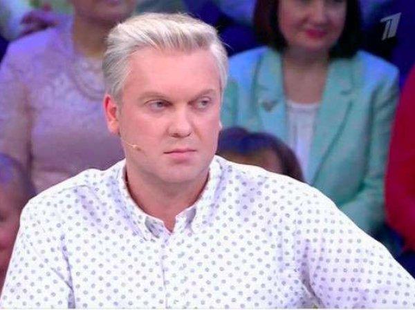 """Светлаков язвительно задел Маслякова в эфире """"Первого канала"""""""