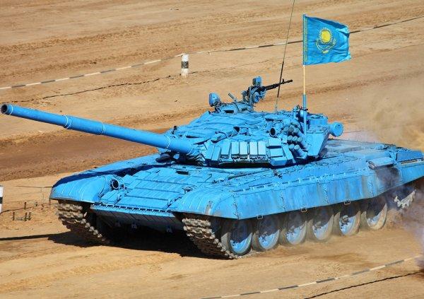 СМИ: боевики в Сирии сдали американские танки, купленные в Казахстане
