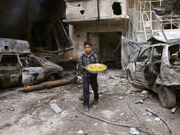 Журналисты из США не нашли следов химатаки в Думе