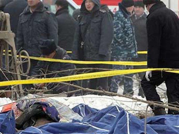 Семьям жертв крушения Ан-148 предложили похороны тел по частям