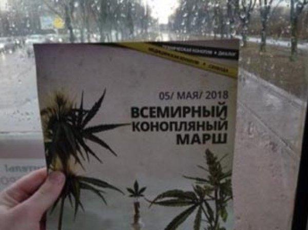 В Петербурге запретили акцию Навального и впервые разрешили марш за легализацию конопли