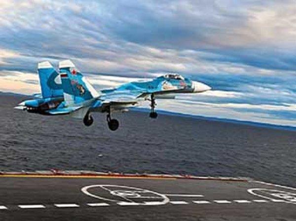 Американские СМИ предрекли смерть морской авиации России