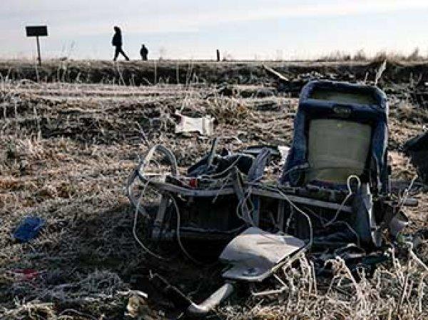 Голландия заявила о попадании в Boeing MH17 «невидимой» ракеты