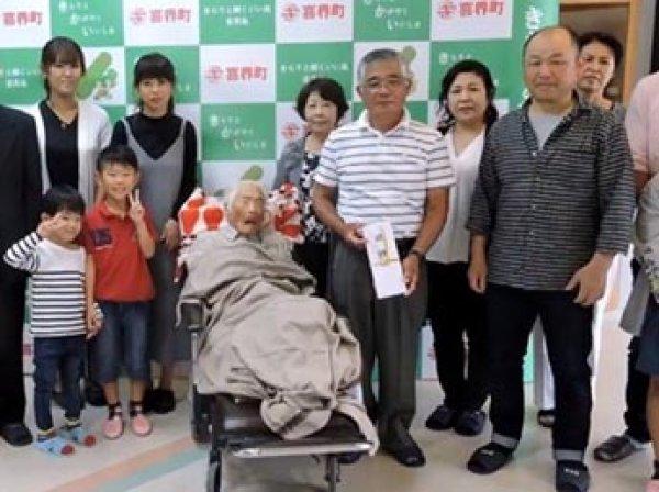 На 118-м году жизни умерла старейшая жительница Земли