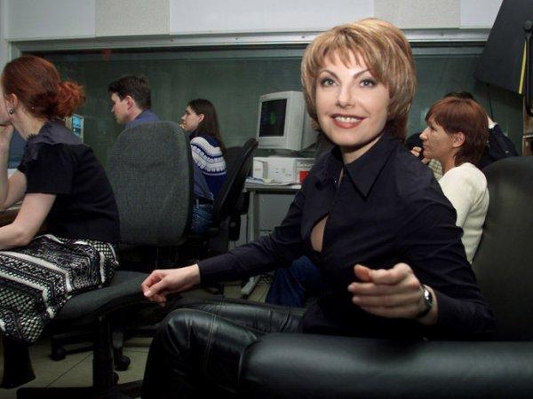 СМИ: журналистка Татьяна Миткова борется с инфекцией, которая убила Табакова
