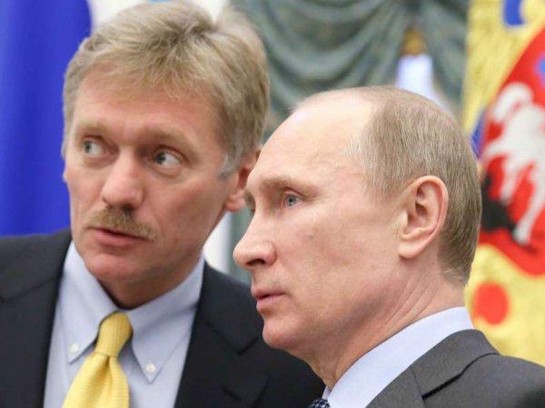 Песков объяснил резкий рост доходов Путина в прошлом году