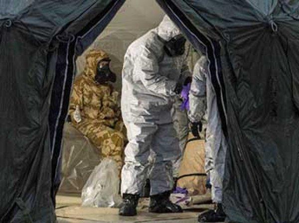 СМИ: британские спецслужбы нашли место, где произвели яд для Скрипалей