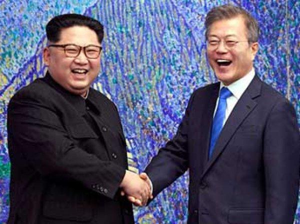 КНДР и Южная Корея официально положили конец 68-летней войне