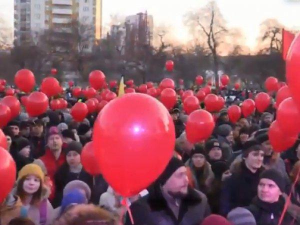 Митинг в Екатеринбурге сейчас, 2 апреля 2018: горожане хотят сами выбирать мэра