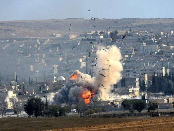 Глава Минобороны Великобритании объяснил удар по Сирии