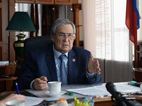 СМИ узнали о новом месте работы экс-главы Кузбасса Амана Тулеева