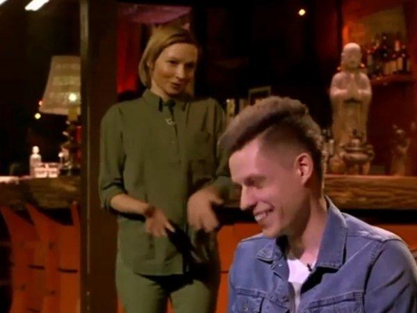 """Баста впервые показал """"жену Дудя"""" в своем новом шоу"""