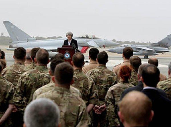СМИ: Британия готова нанести ракетный удар по Сирии