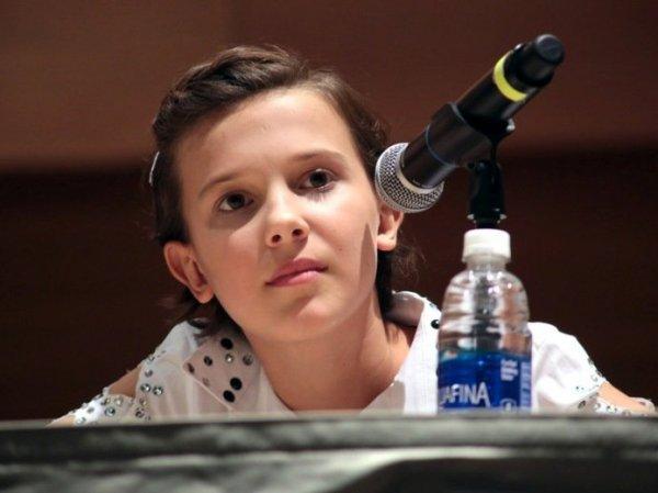 Time назвал 14-летнюю актрису самой влиятельной юной персоной