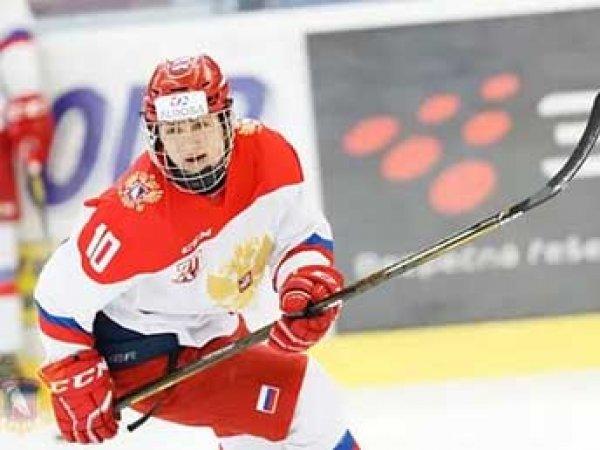 Сын Ротенберга стал самым бесполезным игроком сборной России по хоккею