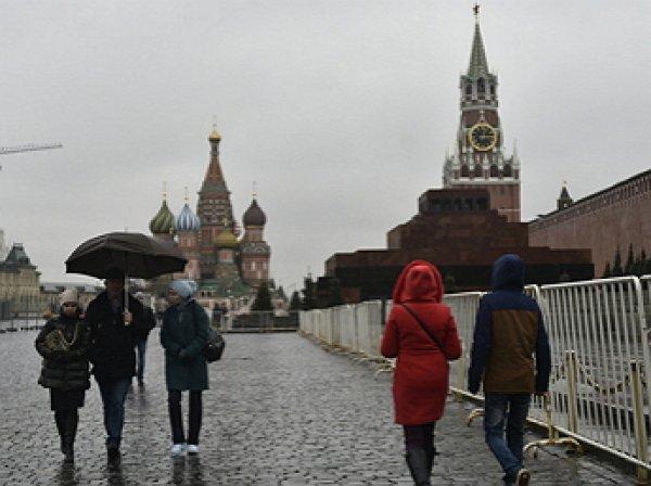 Синоптики пообещали в Москве снег и заморозки к концу недели