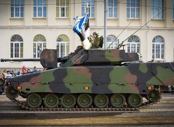 Глава МИД Эстонии рассказал о планах поговорить с Россиией с позиции силы
