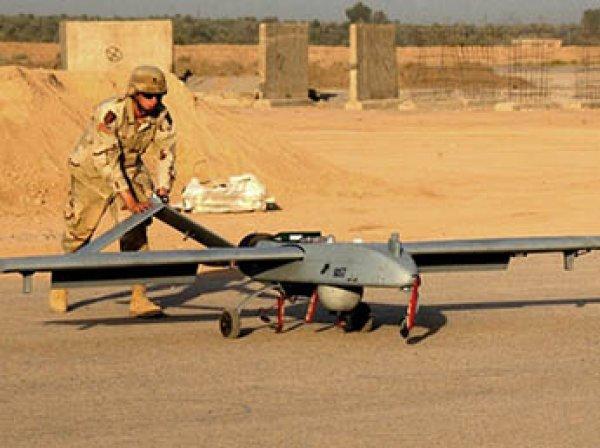 ИноСМИ обвинили Россию в блокировании полетом дронов США над Сирией
