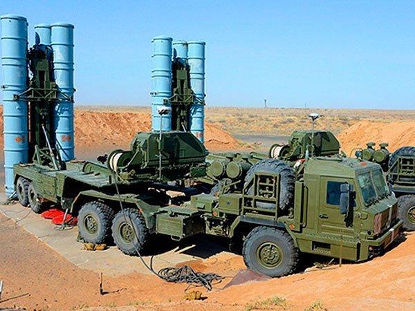 В России стартовало производство С-400 для Турции