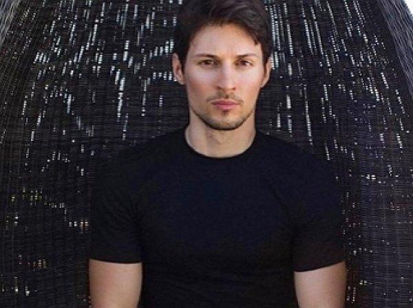 Дуров оголил торс, сравнив блокировку Telegram с фильмом «300 спартанцев»