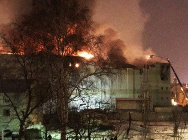 """СМИ: работница """"Зимней вишни"""" во время пожара спасала телевизор вместо людей"""
