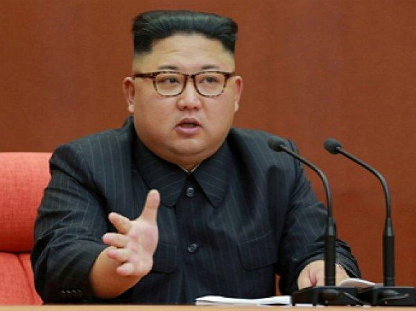 Ким Чен Ын заявил о прекращении ядерных и ракетных испытаний