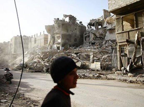 """СМИ сообщили о подготовке новой провокации с """"кустарной химией"""" в Сирии"""