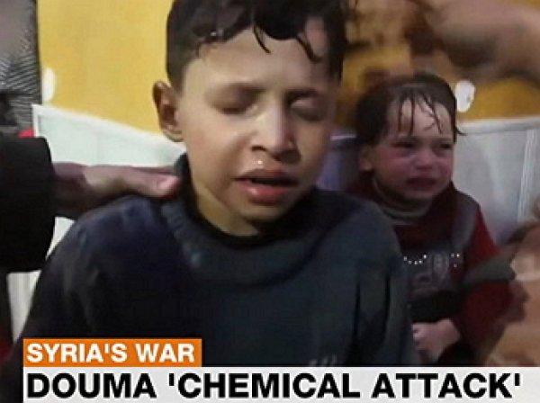 Сирийский мальчик раскрыл правду о съемках о «химатаке» в Думе