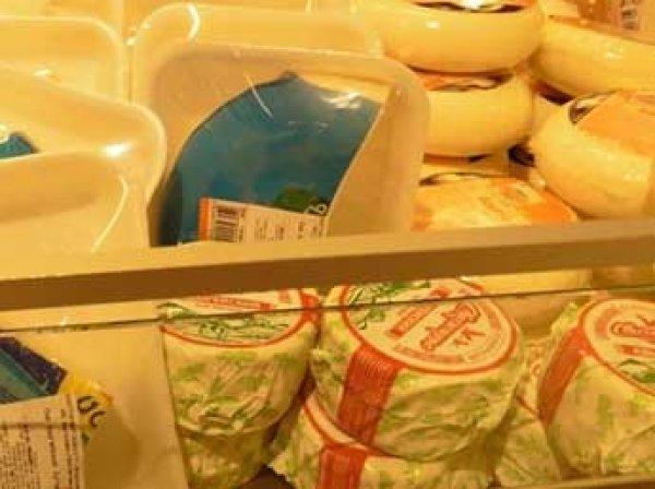В России могут запретить сделанные не из молока сыры