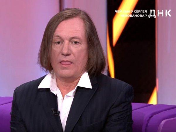 """Нетрезвый Челобанов рассказал в эфире НТВ об """"истинном отце"""" детей Пугачевой"""