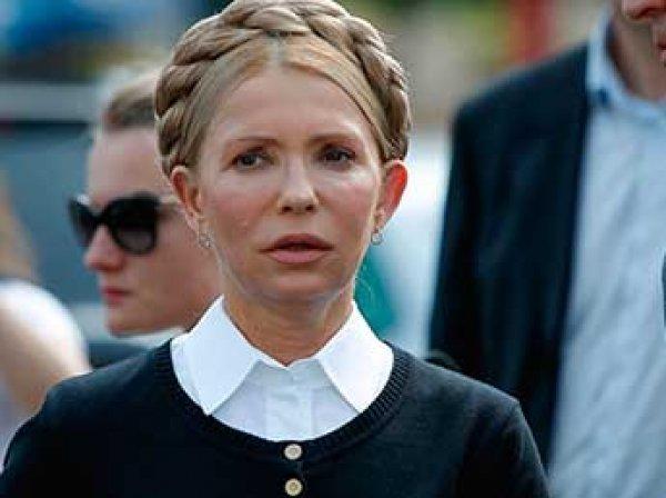 Тимошенко возглавила президентский рейтинг на Украине