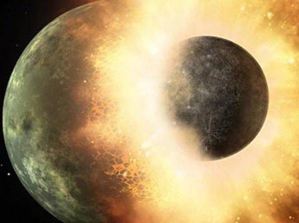 Ученые нашли на Земле обломки погибшей планеты