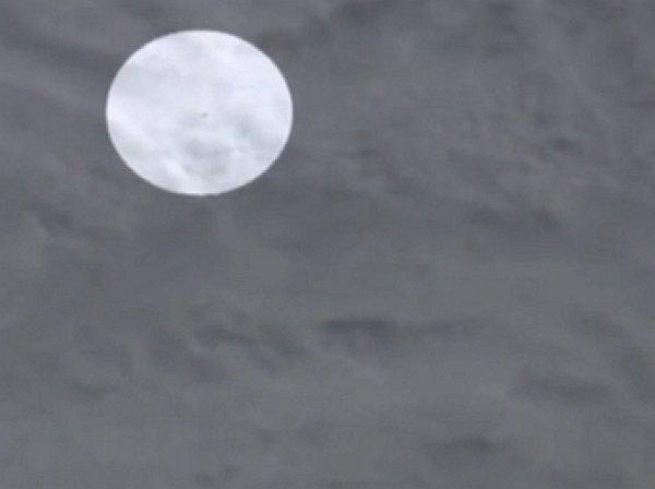 На YouTube появилось видео огромного НЛО, снятое астронавтами NASA