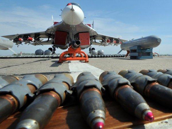 ИноСМИ назвали оружие, которое Россия и США могут применить друг против друга в Сирии