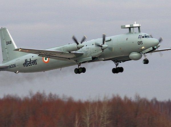 Самолет ВВС Индии Ил-78 с невыпущенным шасси сел в Жуковском