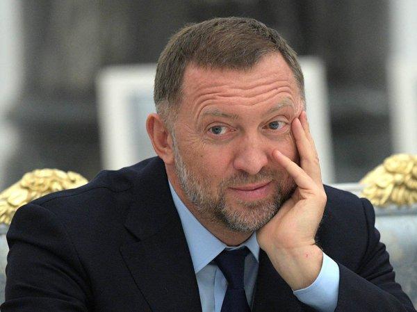 """США предложили Дерипаске уйти из """"Русала"""" в обмен на отмену санкций"""