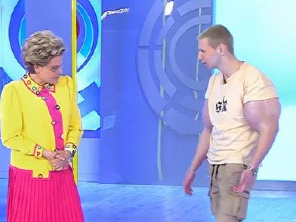 """Елена Малышева поставила ужасный диагноз """"синтоловому качку"""" Терешину в эфире Первого канала"""