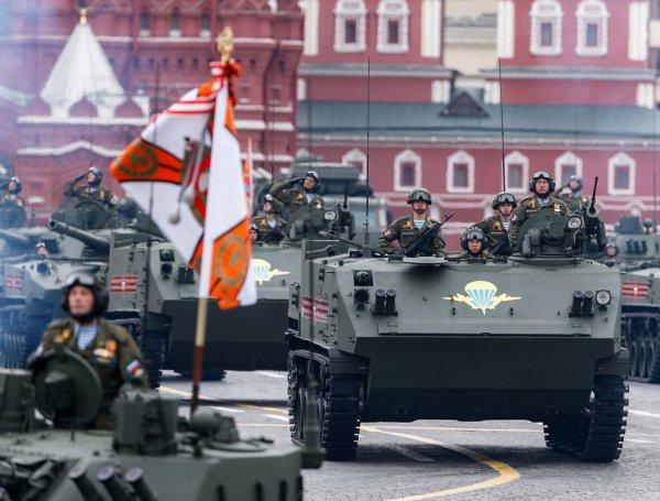 Парад Победы 2018 в Москве: онлайн трансляцию 9 мая можно смотреть в Сети (ВИДЕО)