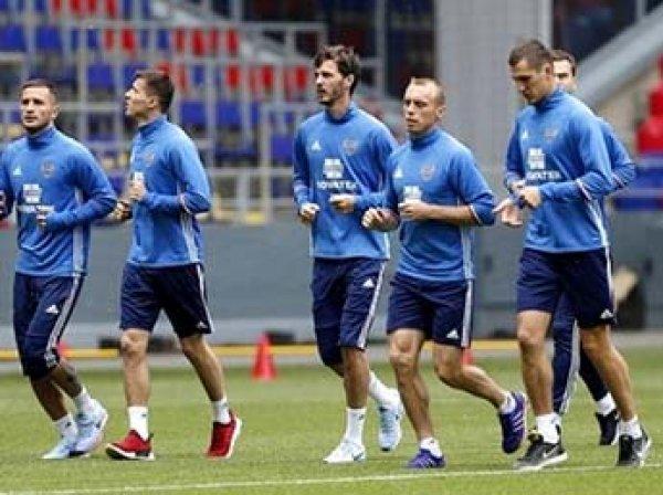 ФИФА прекратила допинговые дела против футболистов сборной России