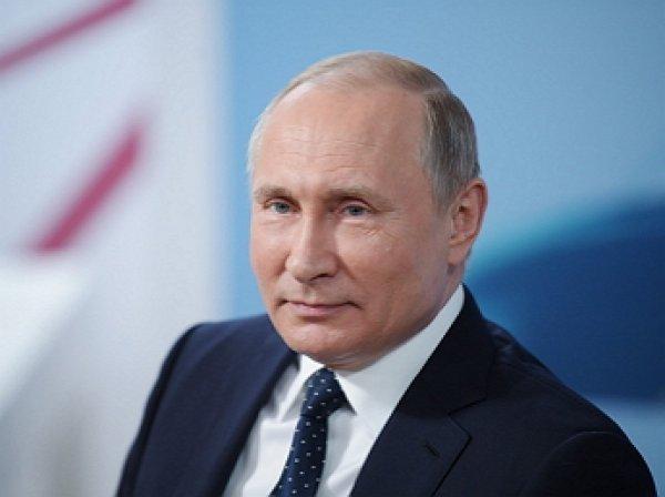 Путин уступил лидерство в списке самых влиятельных людей мира по версии Forbes