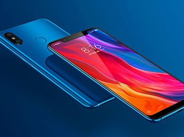 Xiaomi презентовала клон iPhone X и «умный браслет» Mi Band 3