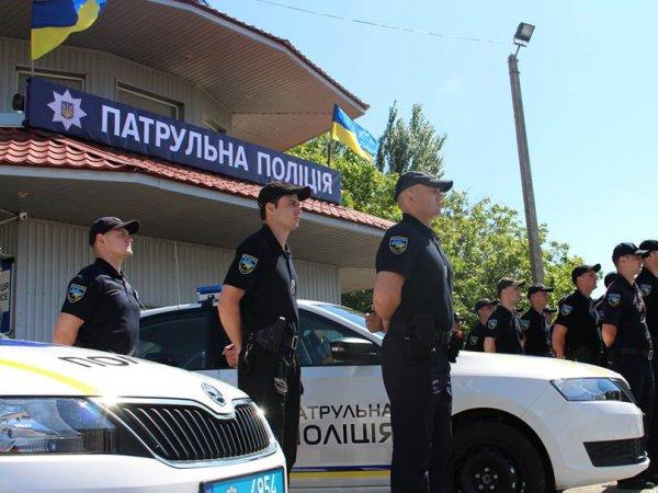 Украина создала патрульную полицию Крыма и Севастополя