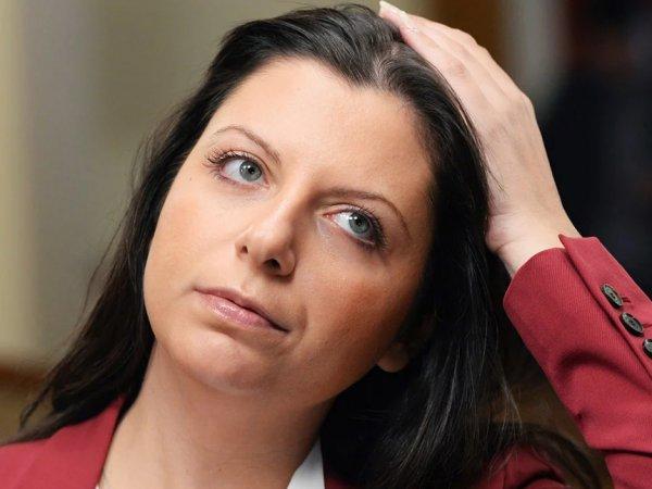Симоньян своим постом об отравлении иностранцев на инаугурации Путина разгневала Сеть